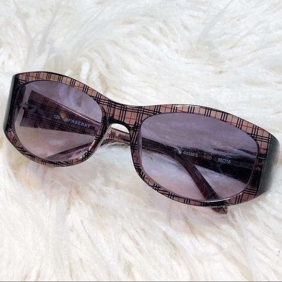b821fff8f52c Burberry Accessories - Burberry by Safilo Novacheck Sunglasses